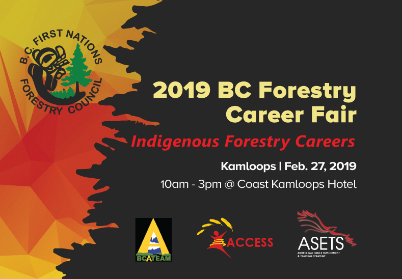 First Nations Forestry Council: 2019 BC Foresty Career Fair